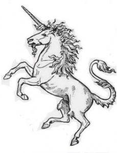 simbolo del unicornio