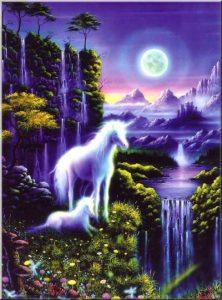 que simboliza el unicornio