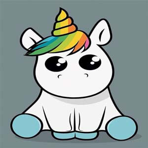 UNICORNIOS KAWAII